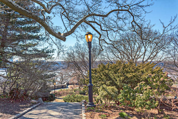 Photograph - Fort Tryon Park by Alison Frank