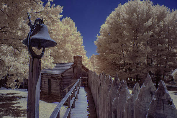 Photograph - Fort Watauga by Jim Cook