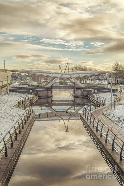 Clydebank Photograph - Forth And Clyde Canal by Antony McAulay