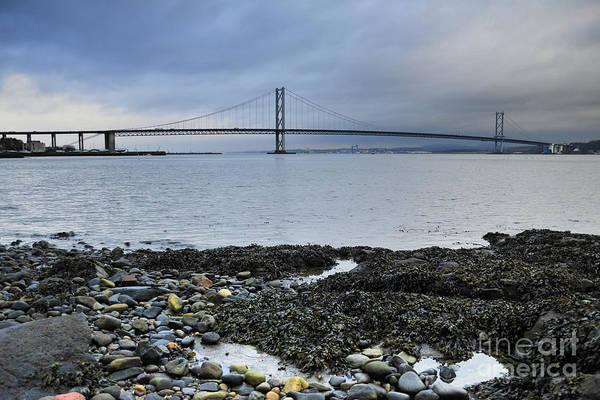 Edinburgh Photograph - Forth Road Bridge by Smart Aviation