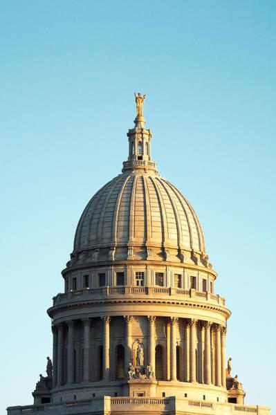 Legislature Photograph - Forward Looking by Todd Klassy