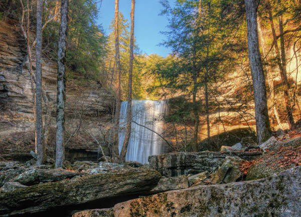 Greeters Photograph - Lower Greeter Falls 1 by Dale Wilson