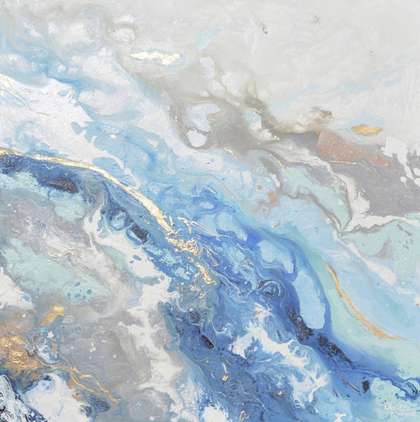 Wall Art - Painting - Found Solace by Christine Bell
