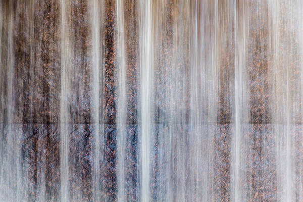 Photograph - Fountain Flow by SR Green