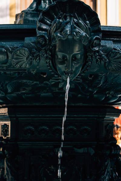 Wall Art - Photograph - Fountain Head by Pati Photography