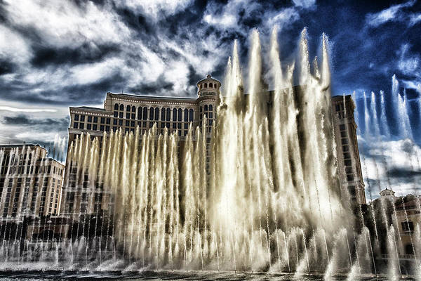 Photograph - Fountain Of Love by Michael Rogers