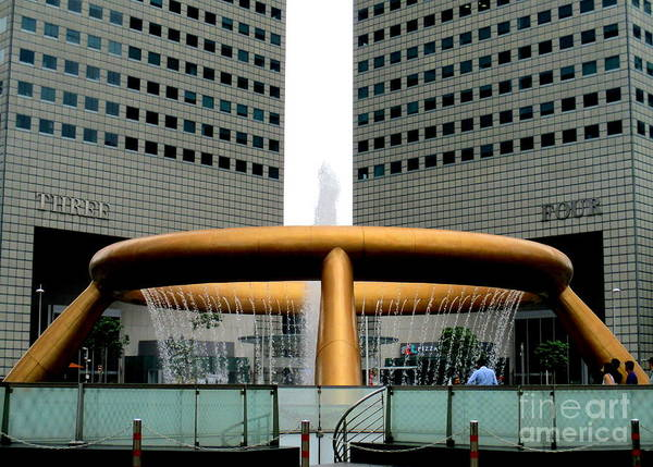 Wall Art - Photograph - Fountain Of Wealth by Randall Weidner