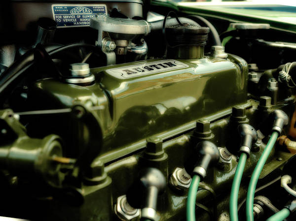 Photograph - Four Cylinder by Nick Bywater