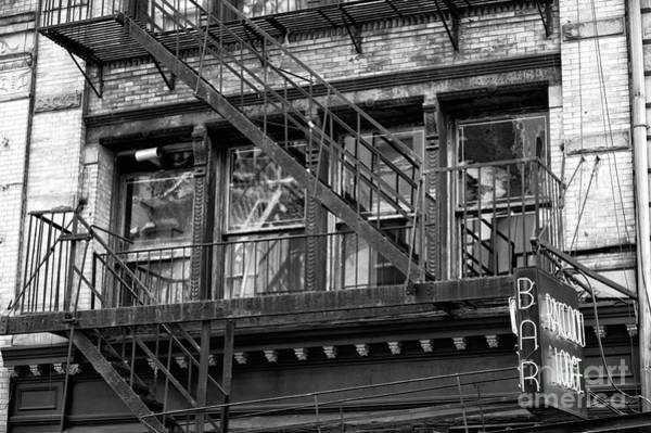 Photograph - Four Downtown Windows by John Rizzuto