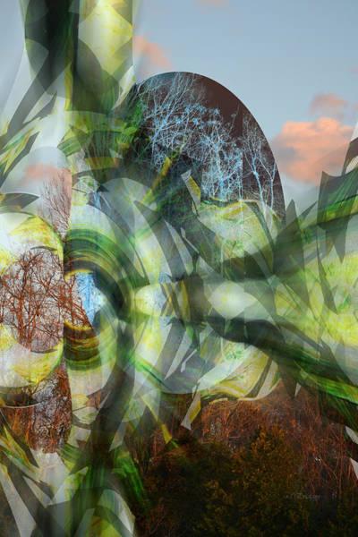 Digital Art - Four Season by rd Erickson
