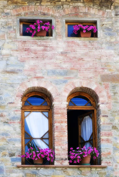 Photograph - Four Windows by Marilyn Hunt