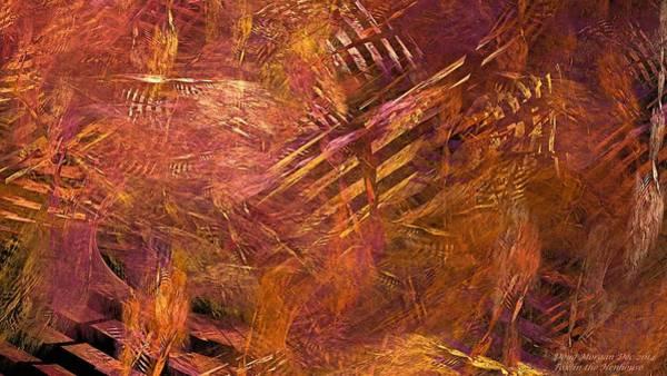 Digital Art - Fox In The Henhouse by Doug Morgan