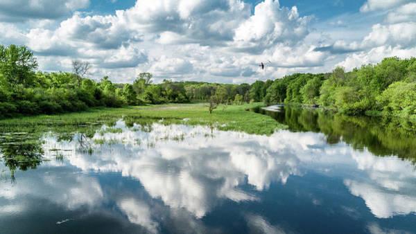 Photograph - Fox River by Randy Scherkenbach
