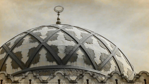 Wall Art - Photograph - Fox Theatre Dome #3 - Atlanta by Stephen Stookey