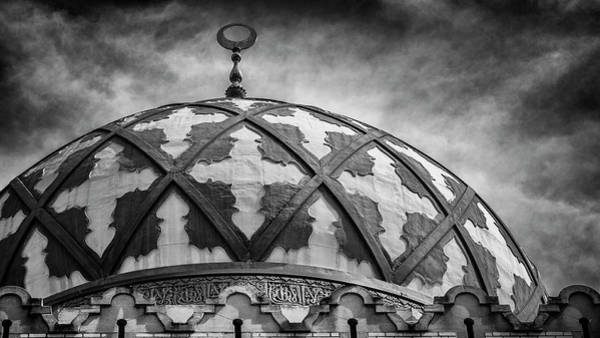 Wall Art - Photograph - Fox Theatre Dome - Atlanta by Stephen Stookey