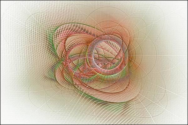 Digital Art - Fractal Mesh 358 by Doug Morgan