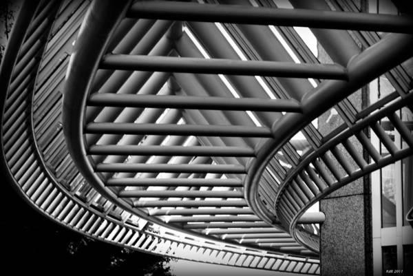 Rader Photograph - Fractal Steel by Kelly Rader
