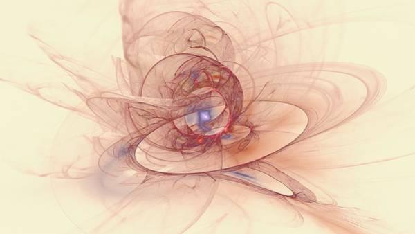 Digital Art - Fracton-1 by Doug Morgan