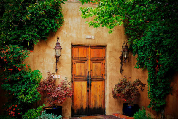 Photograph - Framed, Santa Fe, New Mexico by Flying Z Photography by Zayne Diamond