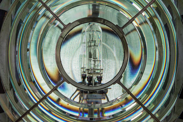 Photograph - Framed Fresnel by Thomas Gaitley