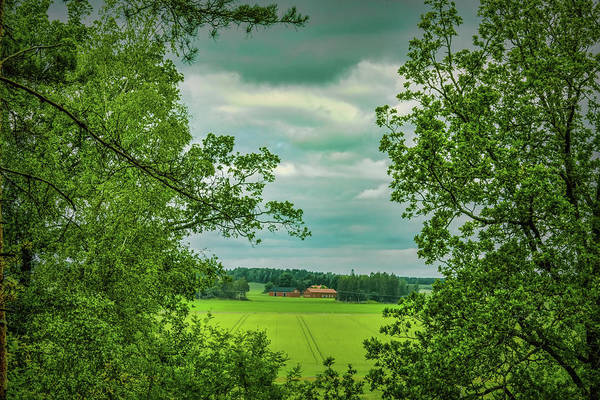Photograph - Framed View #h6 by Leif Sohlman