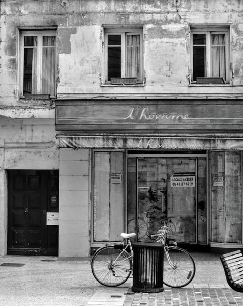 Photograph - France by Duncan Davies