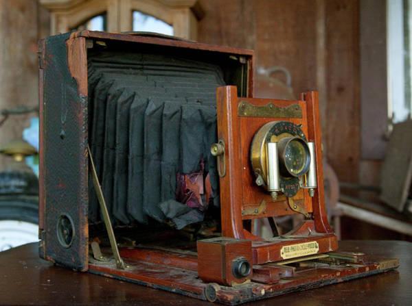 Photograph - Frances Benjamin Johnston Camera by Carol Highsmith