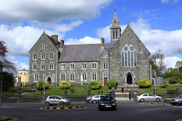 Photograph - Franciscan Friary, Killarney, County Kerry, Ireland by Aidan Moran