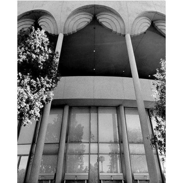 University Wall Art - Photograph - Frank Lloyd Wright's Gammage by Karyn Robinson