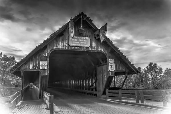 Frankenmuth Photograph - Frankenmuth Covered Bridge Michigan by Ina Kratzsch