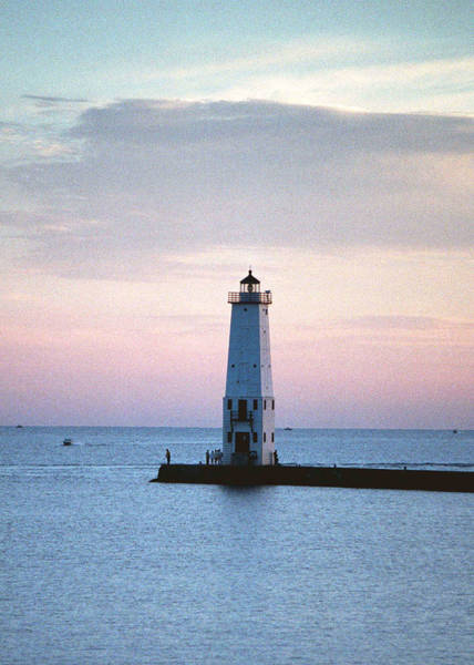 Photograph - Frankfort, Michigan by Kenneth Campbell