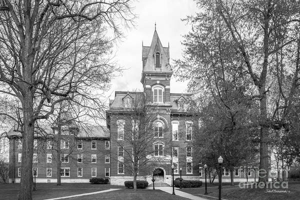 Photograph - Franklin College Old Main by University Icons