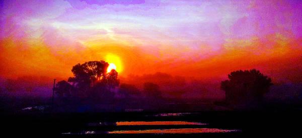 Photograph - Franklin Dawn by Jeff Kurtz