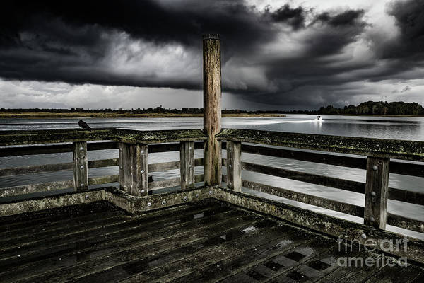 Photograph - River Storm by M G Whittingham