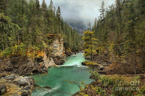 Photograph - Frasier River Canyon by Adam Jewell