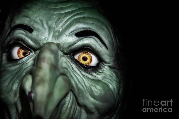 Frightening Wall Art - Photograph - Freaky Friday by Evelina Kremsdorf