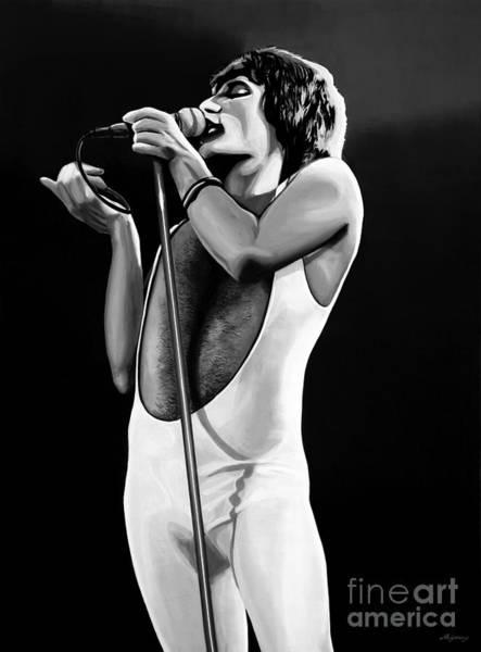 Hero Mixed Media - Freddie Mercury On Stage by Meijering Manupix