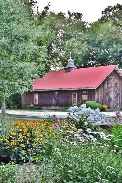 Photograph - Freddie's Barn 2 by Kim Bemis