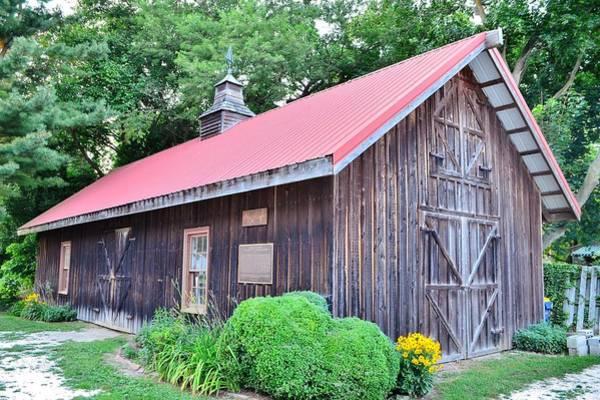 Photograph - Freddie's Barn - Lewes Delaware by Kim Bemis