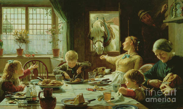 Wall Art - Painting - Frederick George Cotman by One of The Family