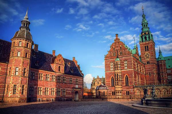 Scandinavian Photograph - Frederiksborg Slot Denmark  by Carol Japp