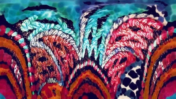 Digital Art - Free Falling by Alec Drake