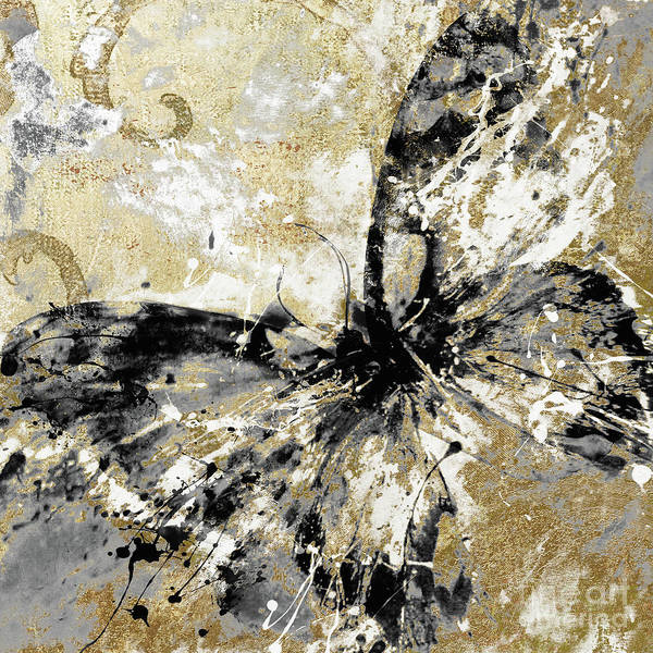 Wall Art - Painting - Free Gold by Mindy Sommers