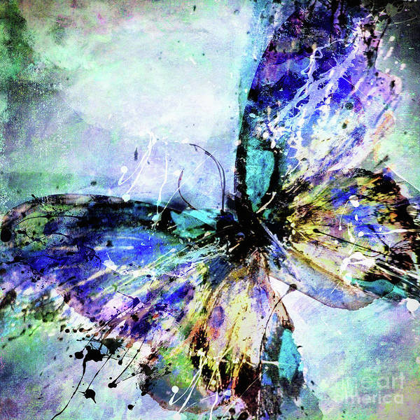 Wall Art - Painting - Free by Mindy Sommers