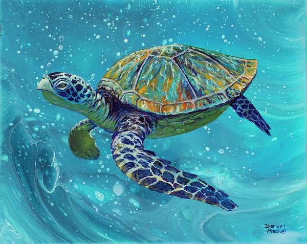 Painting - Free Spirit by Darice Machel McGuire