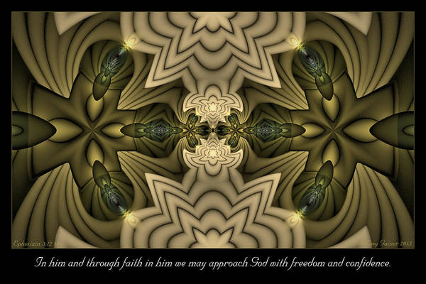 Digital Art - Freedom And Confidence by Missy Gainer