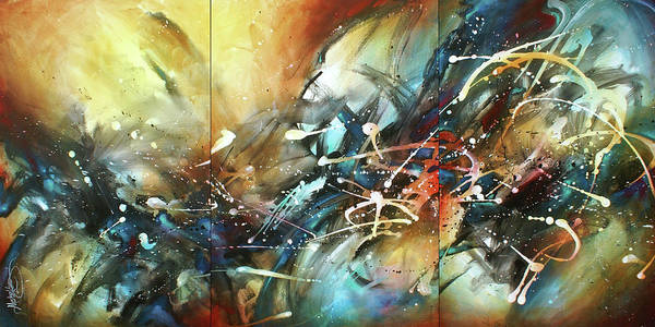 Wall Art - Painting - Freedom Of Movement by Michael Lang