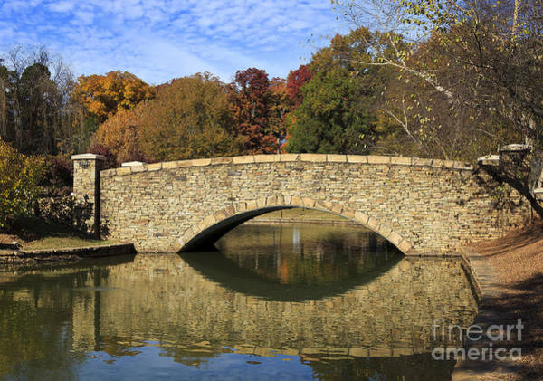 Photograph - Freedom Park Bridge by Jill Lang