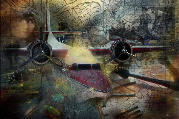 Photograph - Freedom Plane Three by Evie Carrier