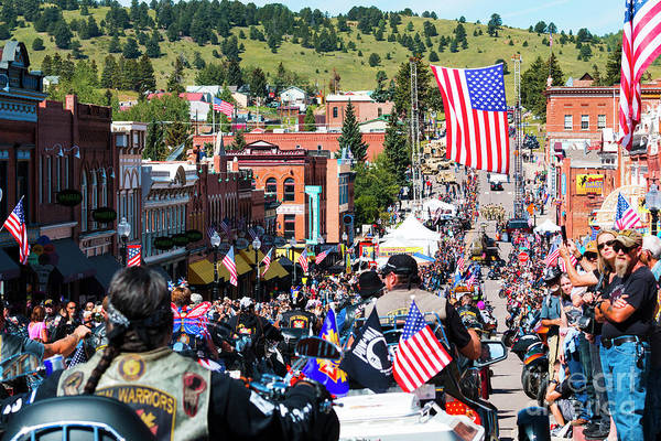 Photograph - Freedom Ride In Cripple Creek by Steve Krull